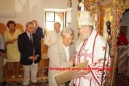 ΣΤΟΝ Ι.Ν. ΑΓΙΟΥ ΓΕΩΡΓΙΟΥ ΔΡΑΚΟΝΑΣ ΚΕΡΑΜΙΩΝ  Μνημόσυνο και τιμητική εκδήλωση για τον Γεώργιο Χαλεβελάκη