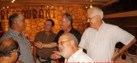 Συνάντηση παλιών συμμαθητών του Β΄ Γυμνασίου Αρρένων Χανίων στο Λουτράκι