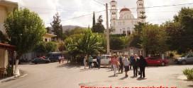 Έλληνες και Γερμανοί δημοσιογράφοι επισκέφτηκαν τη μαρτυρική Κάντανο