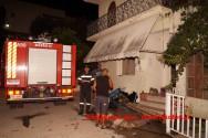 Αναστάτωση από πυρκαγιά σε οικία στον Κουμπέ