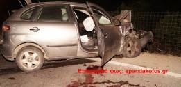 ΣΤΗΝ ΑΓΙΑ ΧΑΝΙΩΝ:  Σοβαρό τροχαίο δυστύχημα με βαριά τραυματίες