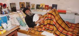 Ευχές για την ονομαστική εορτή του γέροντα ασκητή π. Μωυσή της Ιεράς Μονής Αγίας Αικατερίνης Σινά