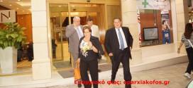 Στα Χανιά ο πρόεδρος των Ανεξάρτητων Ελλήνων Πάνος Καμμένος