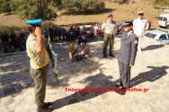 ΣΤΟΝ ΚΑΛΛΙΚΡΑΤΗ ΣΦΑΚΙΩΝ: Εκδήλωση μνήμης για τους εκτελεσθέντες και την καταστροφή του χωριού την Κατοχή