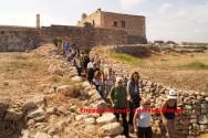 ΑΠΟ ΕΛΛΗΝΕΣ ΚΑΙ ΞΕΝΟΥΣ :  Ξενάγηση – Γνωριμία στον Αρχαιολογικό χώρο της Απτέρας