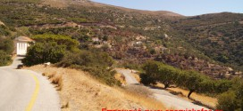 ΟΔΟΙΠΟΡΙΚΟ ΣΤΟ ΑΜΥΓΔΑΛΟΚΕΦΑΛΙ ΚΑΙ ΤΟ ΣΤΟΜΙΟ ΚΙΣΑΜΟΥ:  Σ' εγκατάλειψη η λιμνοδεξαμενή και τα Γερμανικά κτήρια της Κατοχής