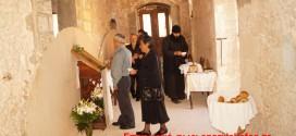 Η μνήμη του Αγίου Ιωάννου του Ερημίτη και των εν Αζωγυρέ 98 Θεοφόρων Πατέρων