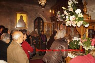 Η Σπλάνζτια γιόρτασε πανηγυρικά την Αγία Αικατερίνη