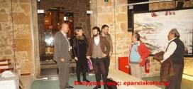 Συνεδρίασε η Π.Ε.Δ. στο Κέντρο Αρχιτεκτονικής της Μεσογείου