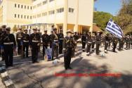 ΣΤΟΝ ΝΑΥΣΤΑΘΜΟ ΚΡΗΤΗΣ  –  Με λαμπρότητα εορτάστηκε ο Άγιος Νικόλαος προστάτης του Ναυτικού