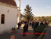 ΣΤΑ ΛΕΝΤΑΡΙΑΝΑ – Πανηγυρικά γιορτάστηκε το εξωκλήσι του Αγίου Ελευθερίου