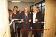 Εγκαίνια Κοινωνικού Παντοπωλείου στο Νίππος Αποκορώνου  (Και βίντεο)