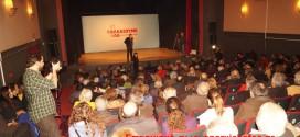 Στο Βενιζέλειο Ωδείο Χανίων ο Σταύρος Θεοδωράκης  (Και βίντεο)