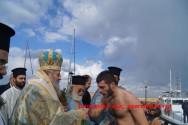 Με λαμπρότητα εορτάστηκαν τα Άγια Θεοφάνεια και στα Χανιά (Και βίντεο)