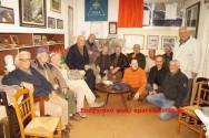 ΣΤΑ ΓΡΑΦΕΙΑ ΤΟΥ ΟΡΕΙΒΑΤΙΚΟΥ  Συνάντηση γνωριμίας παλαιών και νέων μελών