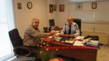 Ο συνδικαλιστής της ΕΛ.ΑΣ. Γιάννης Ζερβός νέος δήμαρχος Σφακίων