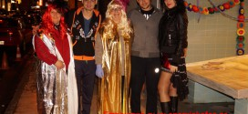 Αποκριάτικο γλέντι με αυτοσχέδιες φορεσιές στα Χανιά