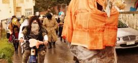 Ξεφάντωμα με την αναβίωση του εθίμου της καμήλας στην Κάινα Αποκορώνου  (Και βίντεο)