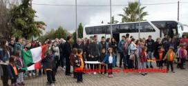 ΣΤΑ ΕΚΠΑΙΔΕΥΤΗΡΙΑ ΘΕΟΔΩΡΟΠΟΥΛΟΥ  –  Πανηγυρική υποδοχή μαθητών από τέσσερις χώρες στα Χανιά