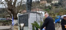 ΣΤΟ ΘΕΡΙΣΟ – Γιορτάστηκε η επανάσταση του Θερίσου στο ιστορικό χωριό