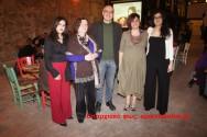 ΣΤΟ ΝΕΩΡΙΟ ΜΟΡΟ  –  Λογοτεχνική εκδήλωση κατά της βίας των γυναικών