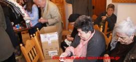 Στολίσθηκε ο Επιτάφιος στο μικρό εξωκλήσι του Δημοτικού Γηροκομείου Χανίων