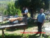 Πάσχα σε σπίτι στο χωριό Καληδονία