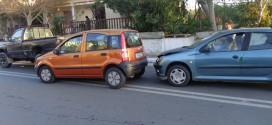 ΣΤΟ ΜΑΛΕΜΕ  – Καραμπόλα τριών οχημάτων
