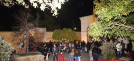 Εκατοντάδες προσκυνητές στη χάρη της Παναγίας Ζωοδόχου Πηγής στο μοναστήρι της Χρυσοπηγής