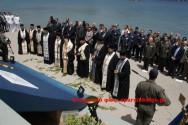 Στην Κάρπαθο τιμήθηκε η μνήμη του ήρωα των αιθέρων σμηναγού Ηλιάκη