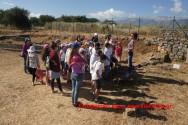 Εξερευνώντας την Αρχαία Απτέρα με μαθητές…