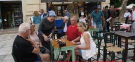 Γιορτή τοπικών αγορών στη Δημοτική Αγορά Χανίων