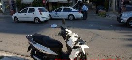 Τραυματισμός οδηγού δικύκλου στα Χανιά