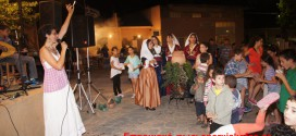 Όμορφες βραδιές με την αναβίωση του Κλήδονα στα Νεροκούρου και Περιβόλια