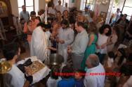 Η βάφτιση του μικρού Νικολάου και της μικρής Αικατερίνης (Και βίντεο)