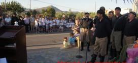 ΣΤΙΣ ΣΤΕΡΝΕΣ – Εκδήλωση τιμής και μνήμης των δέκα εκτελεσθέντων από τους ναζί (Και βίντεο)
