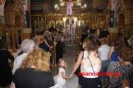 Με λαμπρότητα εορτάσθηκε η Αγία Ειρήνη Χρυσοβαλάντου στην Πελεκαπίνα