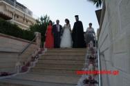 Ονειρικός ο γάμος του Γιώργου με την Εμμανουέλα (Και βίντεο)