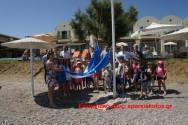 Κυματίζουν γαλάζιες σημαίες σε Χρυσή Ακτή και Κολυμπάρι