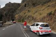 Προσωρινή λύση στα φανάρια από τον Δήμο Κισάμου