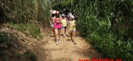 ΣΤΟΝ ΒΑΤΟΛΑΚΚΟ  – Εγκαίνια μονοπατιού με αγιασμό παρόχθια του ποταμού (Και βίντεο)