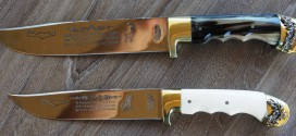 Οι μαντινάδες στα κρητικά μαχαίρια είναι ένδειξη φιλίας