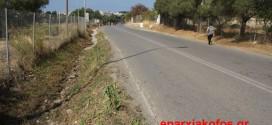 Κεντρικοί δρόμοι χωρίς πεζοδρόμια στα όρια του Δήμου Χανίων