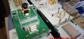 Κατασκευή μοντέλων πλοίων στο Ναυτικό Μουσείο Κρήτης (Και βίντεο)