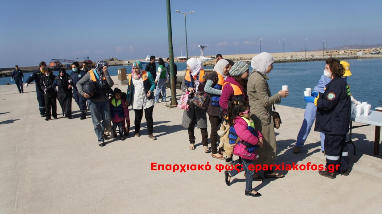 Περί ανεξέλεγκτων επισκεπτών χωρίς διαβατήριο…