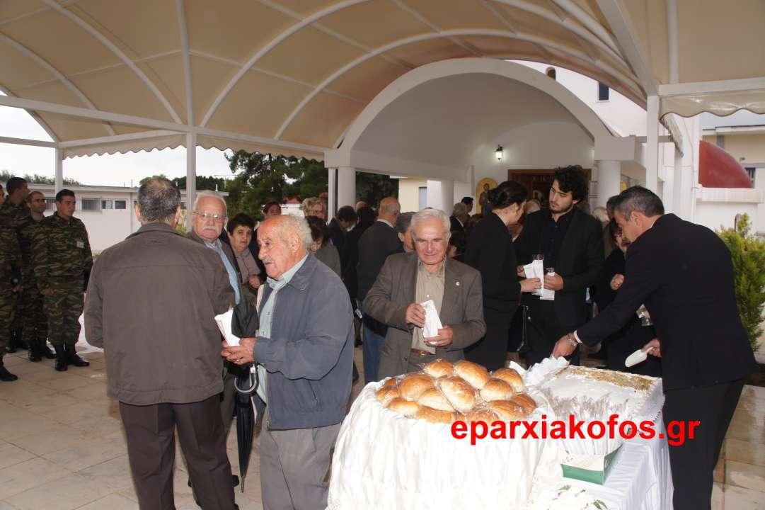 Μνημόσυνο για τους νεκρούς πολιτικούς υπαλλήλους στο Πεδίο Βολής Κρήτης