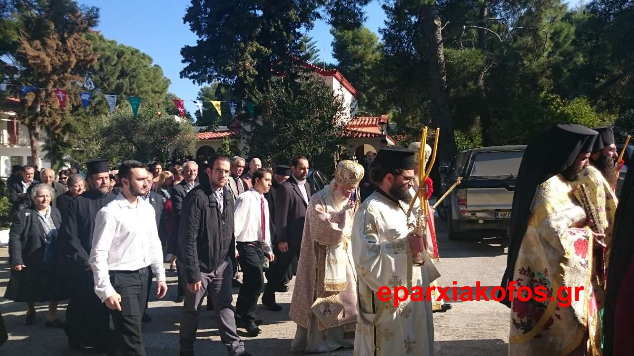 ΣΤΗΝ ΕΚΚΛΗΣΙΑΣΤΙΚΗ ΠΑΤΡΙΑΡΧΙΚΗ ΣΧΟΛΗ ΚΡΗΤΗΣ – Αρχιερατική πανηγυρική Θεία Λειτουργία για τον  Άγιο Ματθαίο ( Και βίντεο)
