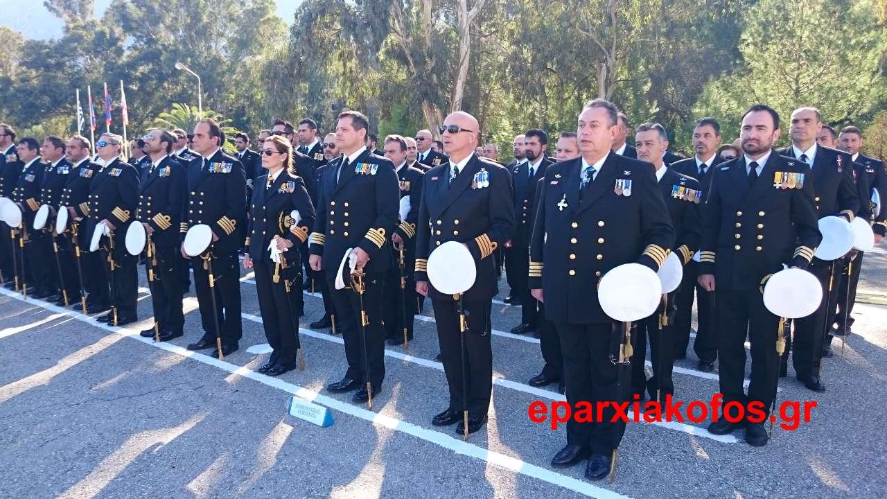 Με λαμπρότητα εορτάσθηκε ο Άγιος Νικόλαος από Ενορίες και το Πολεμικό Ναυτικό