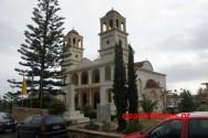 ΣΤΟ ΙΣΤΟΡΙΚΟ ΧΩΡΙΟ ΜΑΛΕΜΕ  – Εορτάστηκε πανηγυρικά ο περικαλλής Ιερός Ναός του Αγίου Αντωνίου