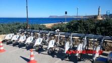 Περί προστασίας των ποδηλάτων του Δήμου Χανίων ο λόγος